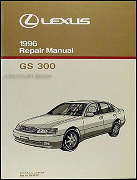 motor auto repair manual 1996 lexus gs transmission control 1996 1997 lexus gs 300 automatic transmission overhaul