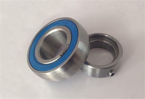 Bearing Insert Up 003 Asb Su005 Stainless Steel Spherical Outside Insert Bearing