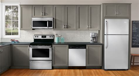 kitchen appliance packages ge stainless steel kitchen appliance package photo