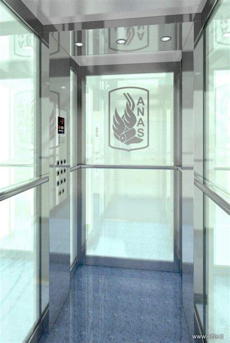 cabine per ascensori cabina panoramica ascensore in acciaio e vetro elfer