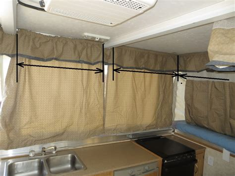 replacement curtains for pop up cer tent trailer curtains 28 images tent trailer valance