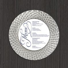 circular place card template 1000 ideas about wedding menu template on diy