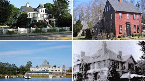 haunted houses cape cod mapping haunted houses on the cape islands 2015