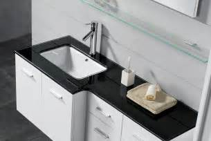 Bathroom Countertop Storage Cabinets by Modern Bathroom Vanity Villa