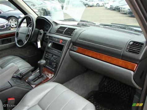 range rover silver interior 1997 land rover range rover silver 200 interior and