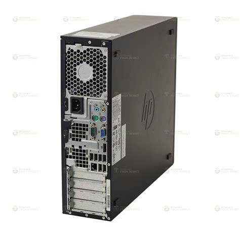 Hp Compaq Elite 8200 Sff I5 2 hp 8000 elite sff