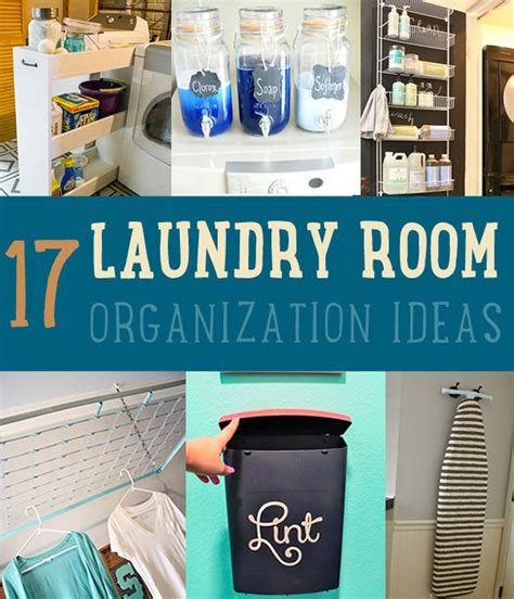 Laundry Room Organization Ideas Diy Projects Craft Ideas Diy Laundry Room Storage Ideas