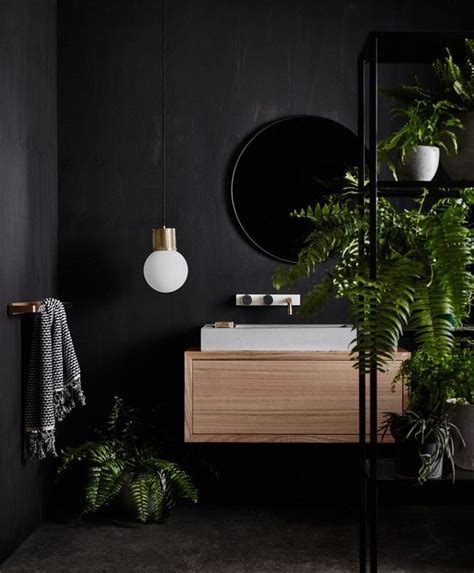 matt paint for bathroom best 25 black bathrooms ideas on pinterest concrete
