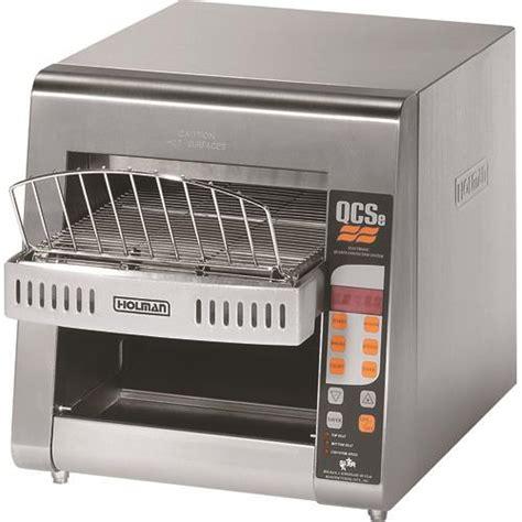 Holman Toaster Holman Qcse2 500 Conveyor Toaster With Electronic