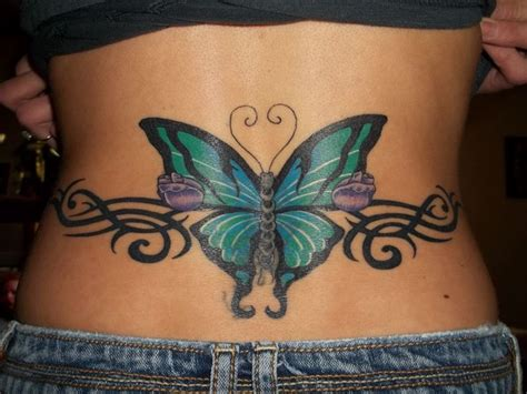 1000 Images About Tr St Sexy Tattoos On Pinterest Butterfly Tattoos On Lower Back