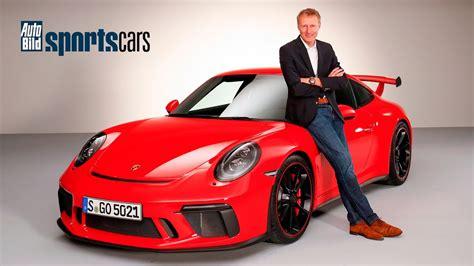 Auto Bild Sportscars 6 2017 by 2017 Porsche 911 Gt3 991 2 Andreas Preuninger Erkl 228 Rt