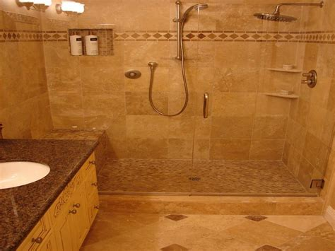 Tiled Shower Ideas For Bathrooms by Tile Shower Stroovi