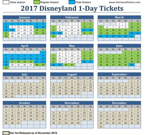 Florida A M Master Mba Calendar 2018 by Disneyland Ticket Deals Costco 2017 Lamoureph