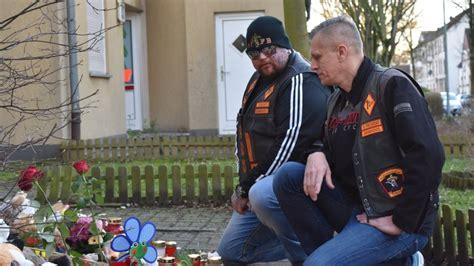 Motorradclub Hamm by Josefblog 187 Hier Trauern Bandidos Vor Dem Haus Des