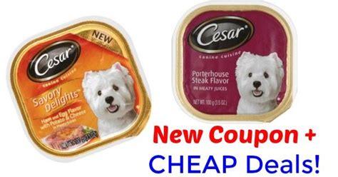 printable cesar dog food coupons cesar dog food coupon and deals