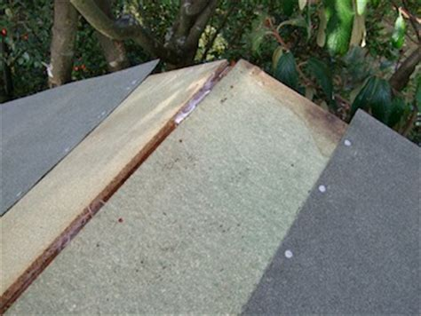How To Felt A Shed Roof With Adhesive by New Shed Roof Just The Sam