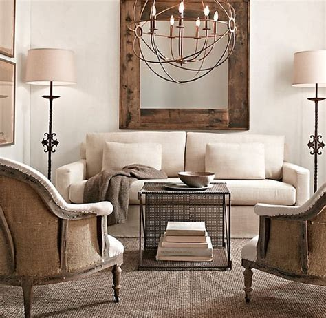Restoration Hardware Floor Ls Restoration Hardware Living Room The Chandelier And Clean Lines Chaos Is Our Home