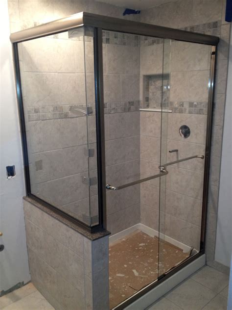 Custom Shower Doors Cost Custom Shower Doors Cost Custom Shower Doors Frameless Vs Semi Frameless Worth The Cost How