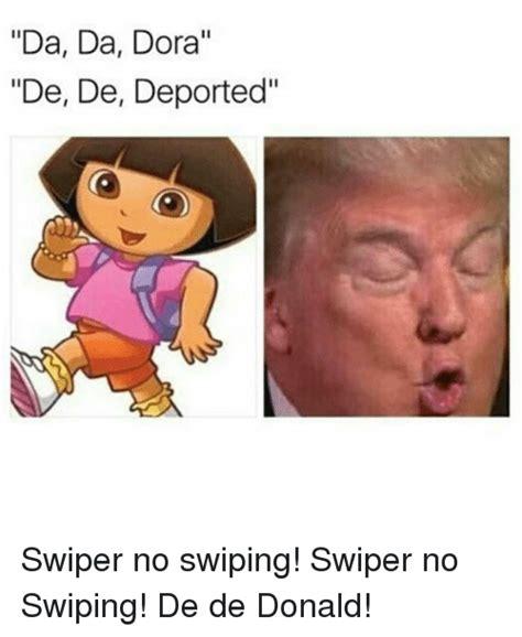 25 best memes about swiper no swiping swiper no swiping