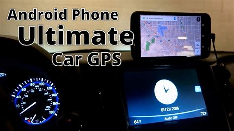how to to android phone turn your android phone tablet into the ultimate car gps