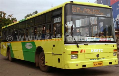 Ksrtc Low Floor Timings by Jnnurm Ac And Non Ac Revised Fares Ksrtc