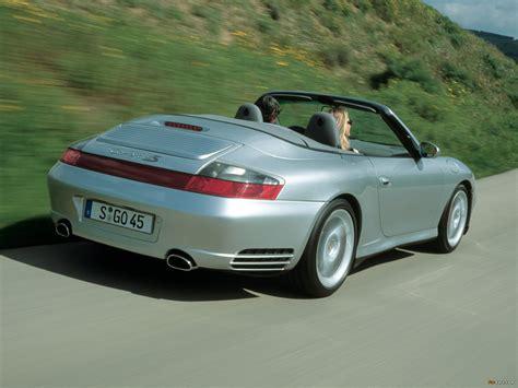 porsche 911 4s 2004 porsche 911 4s cabriolet 996 2004 05 photos