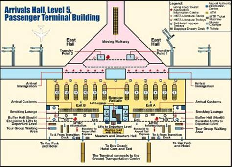 hong kong international airport floor plan vldb 2002 airport information