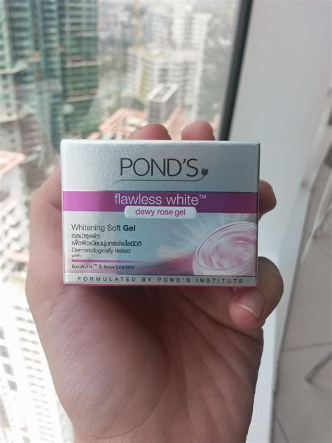 Eyeshadow Ponds pond s flawless white dewy gel review updated march