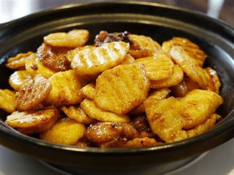 chinese stir fried potatoes recipe cdkitchen com