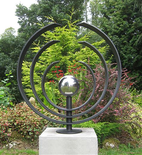 garden metal sculptures garden sculpture 4