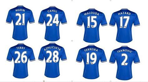 Chelsea Football Club Tshirt chelsea football club t shirt no1 football info