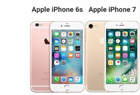 which is more value for your money an iphone 6s or an iphone 7 quora