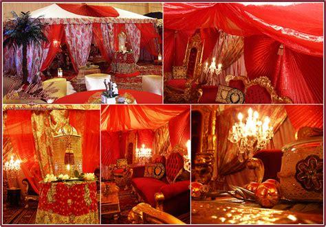 Hochzeitszelt Dekorieren by Orient Deko