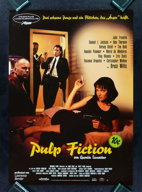 film quentin tarantino pulp fiction pulp fiction cinemasterpieces german original movie