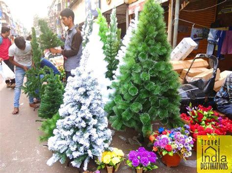 christmas tree shop india shopping in mumbai where to go travel india destinations