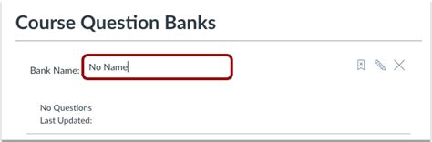 Or Question Bank How Do I Create A Question Bank In A Course Canvas Community