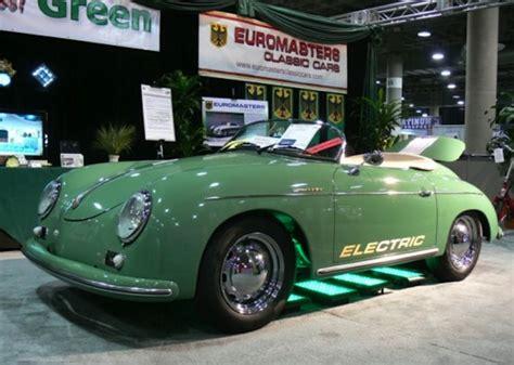 Porsche Speedster 365 by Elektrische Porsche Speedster 365 Autofans