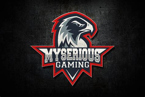 myserious gaming logo by kai5er on deviantart