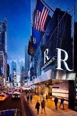 M Square Travel Tas Bt1356 841 renaissance times square new york location location location spacious rooms
