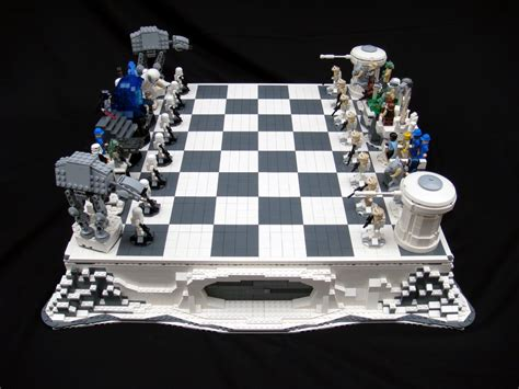 lego asia lego star wars chess set