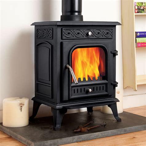pentridge multi fuel woodburning stove 7 8kw