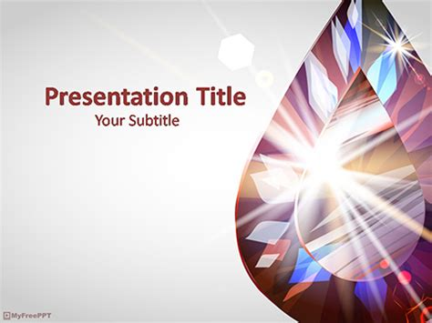 powerpoint templates jewellery free fashion powerpoint templates themes ppt