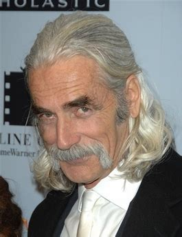 sam elliott long grey slickback hairstyle and handlebar mustache what the heck gray hair a round world through square
