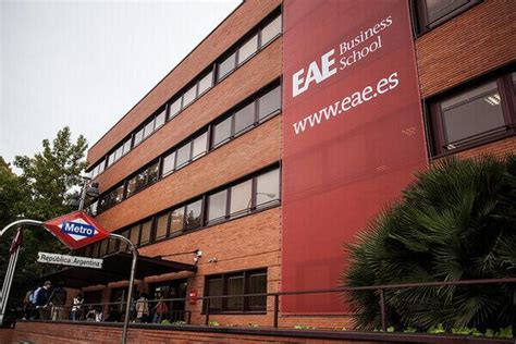 Eae Business School Mba by Eae Executive Mba Presencial Portal Mba