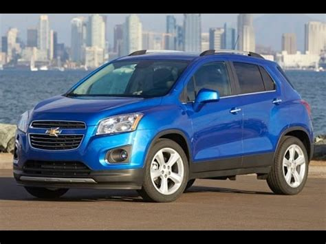 Chevrolet Trax Ltz1 4l Turbo At 2015 chevrolet trax start up and review 1 4 l 4 cylinder