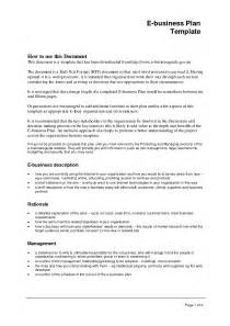free simple business plan template simple business plan template word best template idea