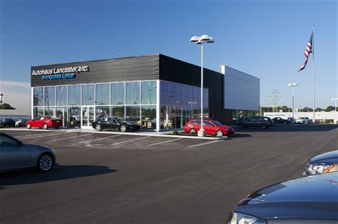 projects used car center lancaster professional design