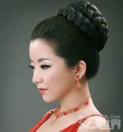 traditional hair styles traditional chinese braided updo hairstyle and hair