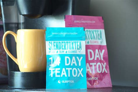 Detox Tea Scam by Slenderteatox Tea Detox Review Jessoshii