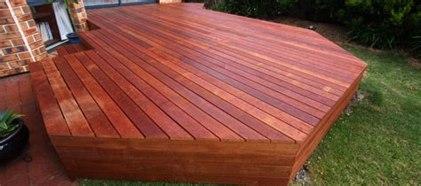 How To Build A Deck by How To Build A Deck Softwoods